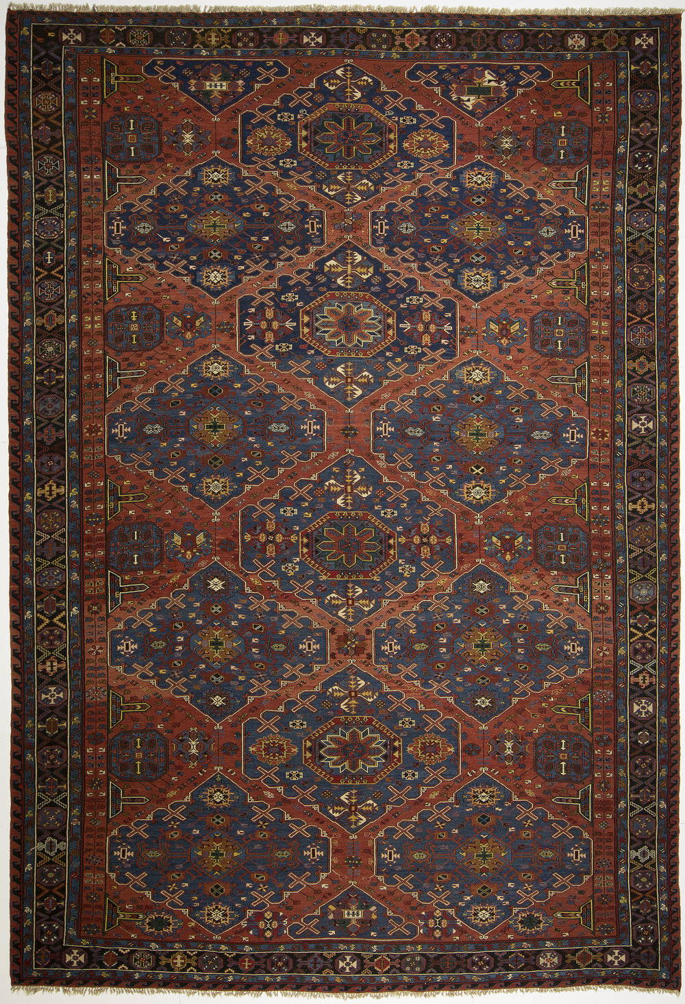 "Soumac Carpet 16' 7"" x 11' 0"""