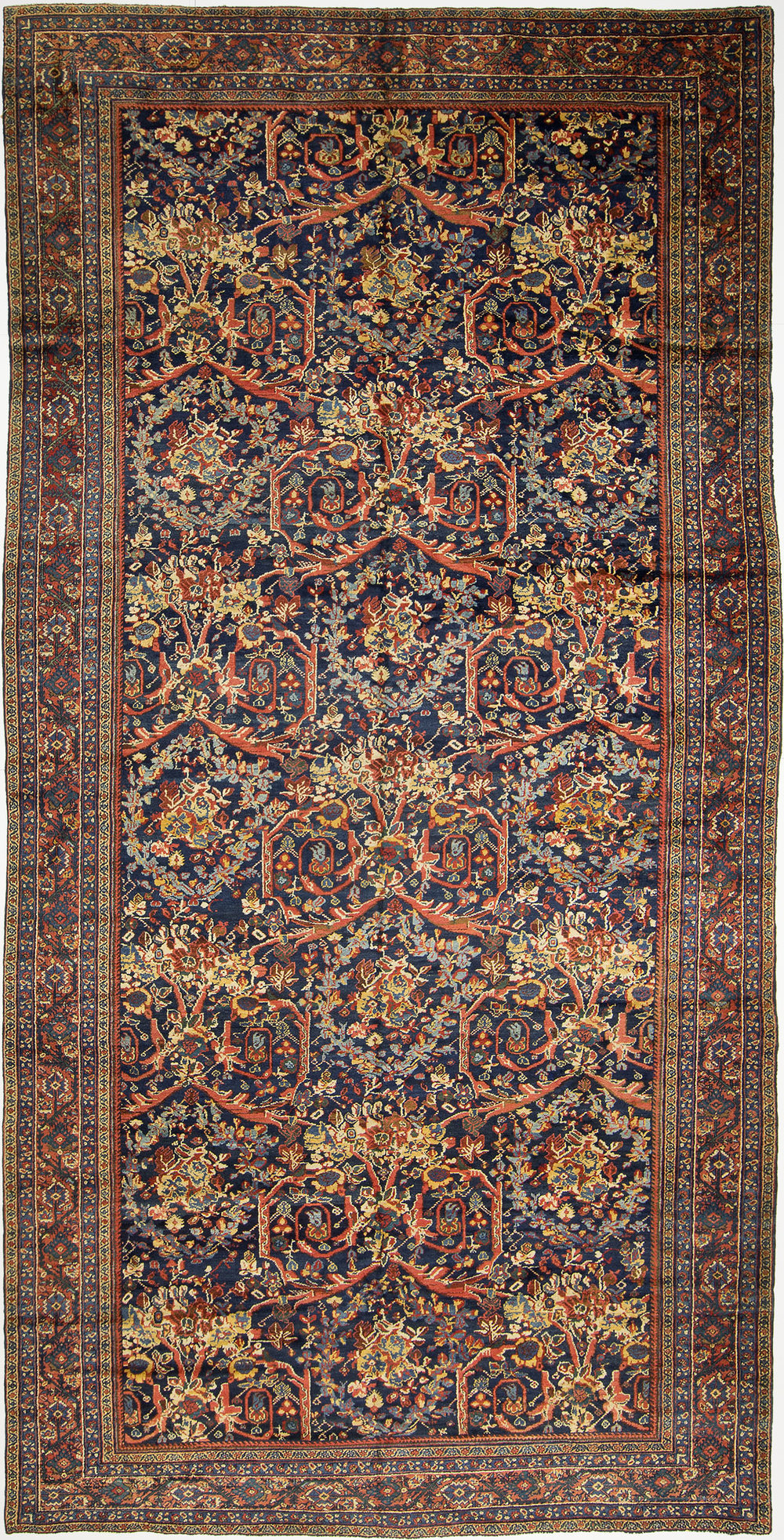 "Mahal Carpet 17' 7""x 8' 9"""
