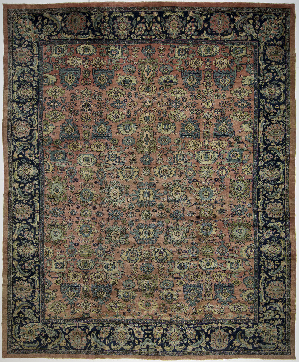 "Mahal Carpet 14' 11"" x 12' 4"""