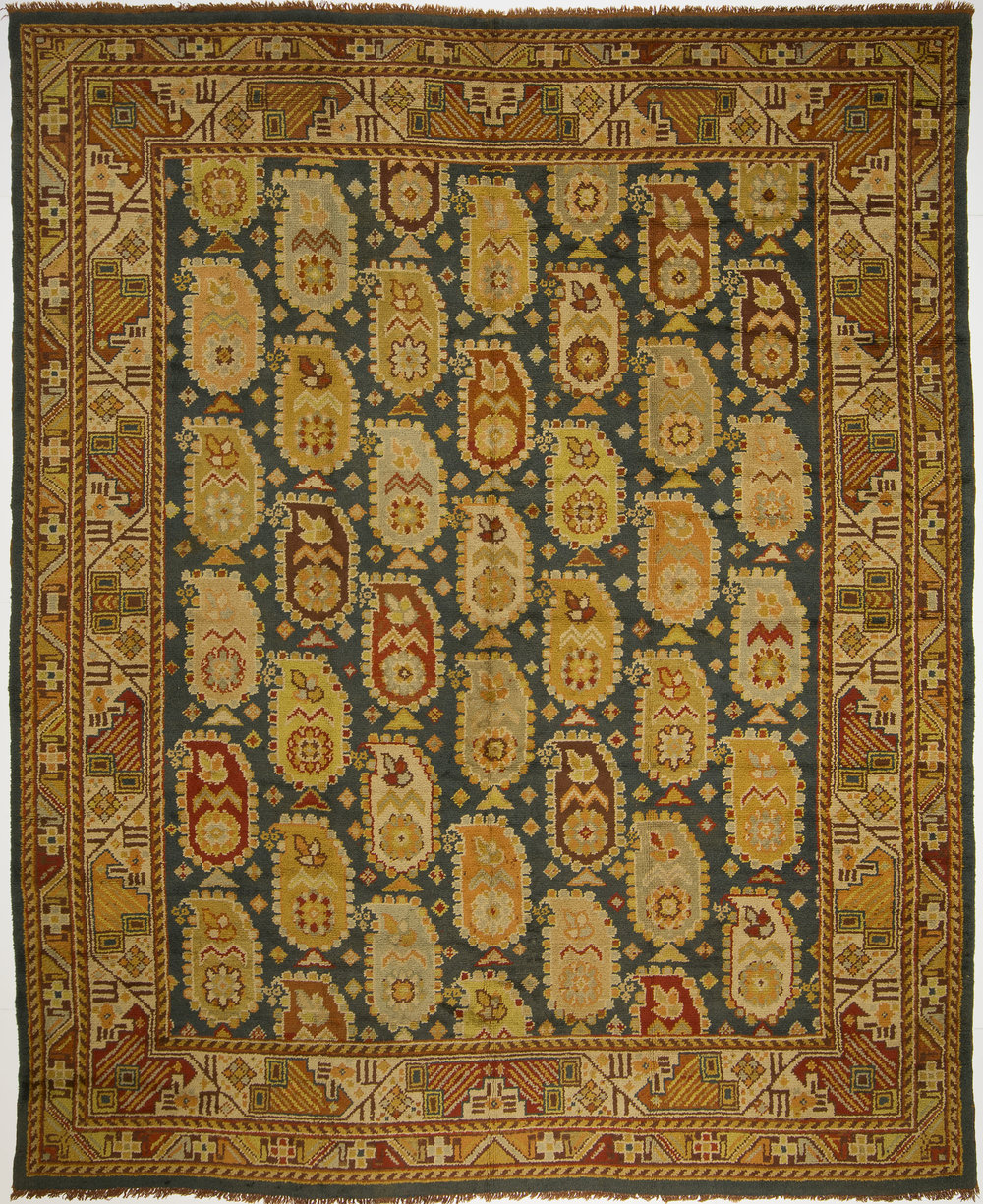 "Donegal Carpet 14' 5"" x 11' 8"""