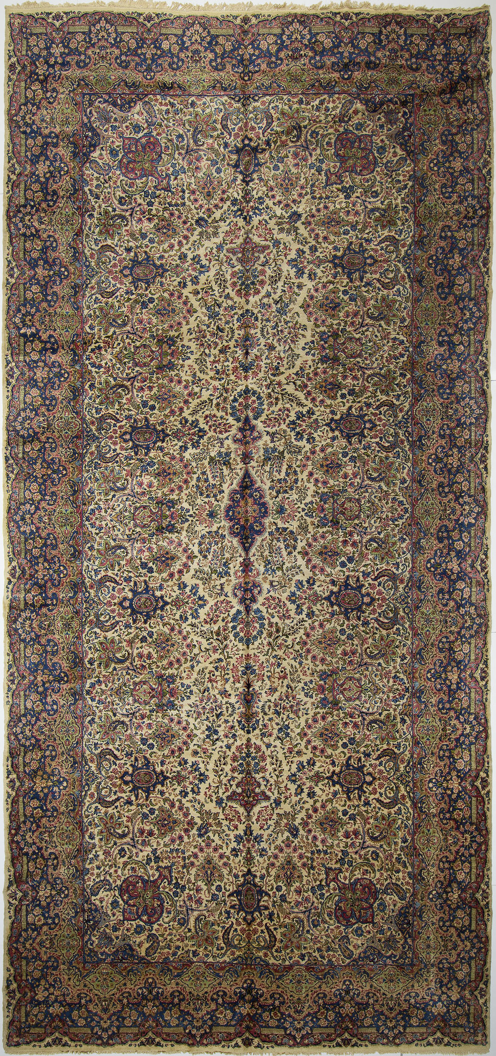 "Kerman Carpet 20' 8"" x 9' 8"""