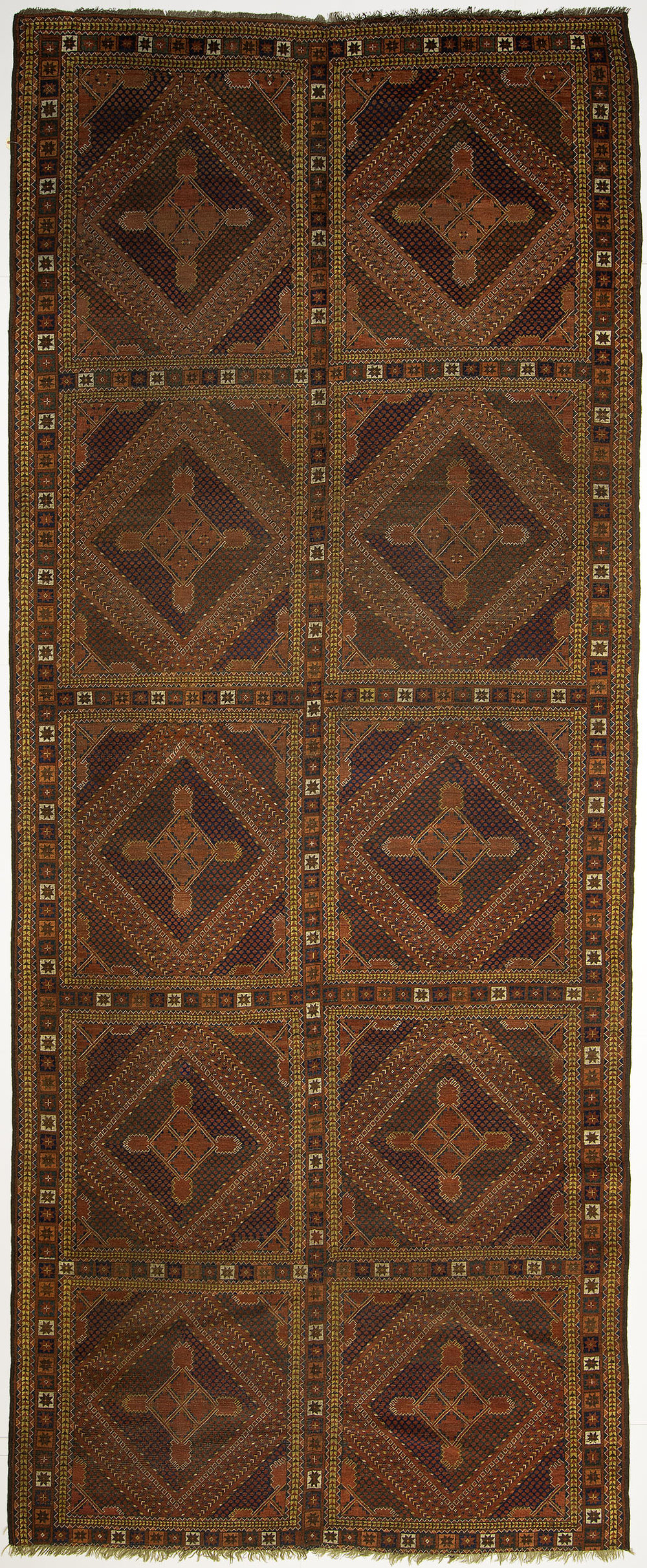 "Ersari Gallery Carpet 19' 5"" x 7' 10"""