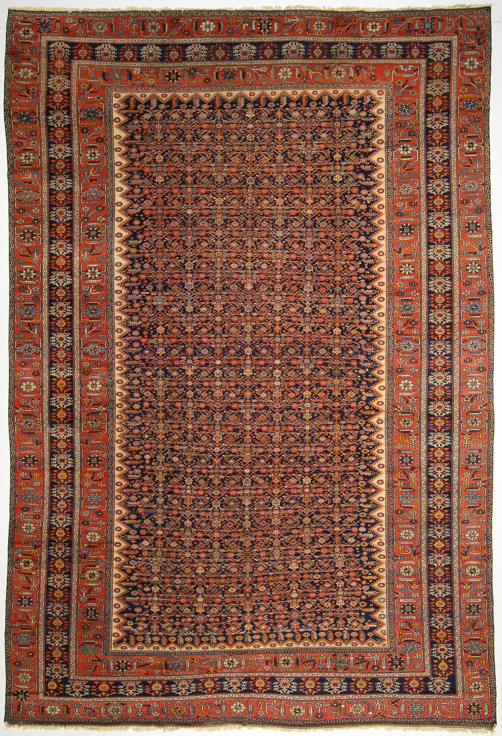 "Malayer Carpet 16' 5"" x 10' 9"""