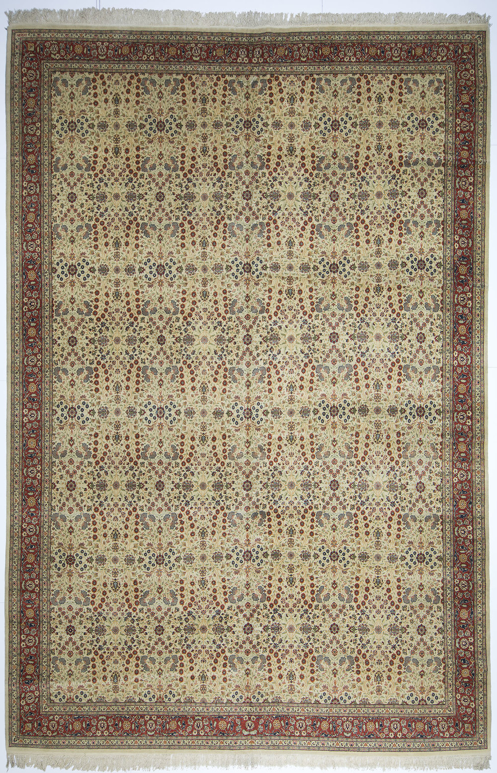 "Hereke Carpet 16' 2"" x 10' 9"""