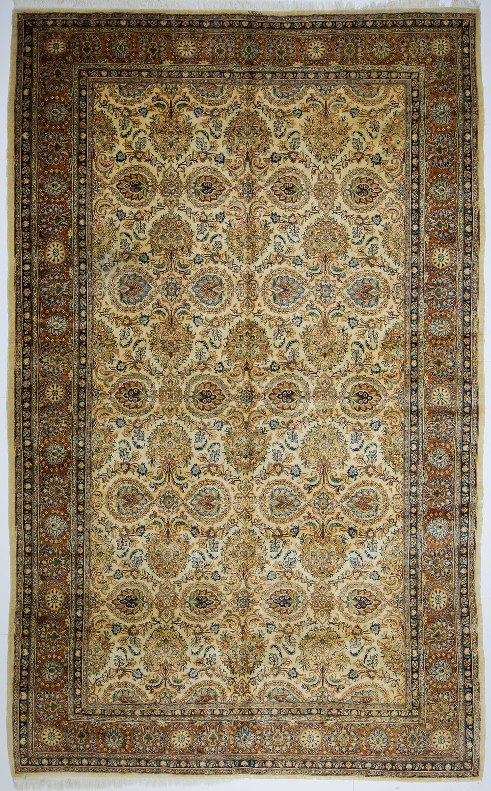 "Qazvin Carpet 15' 11"" x 9' 9"""