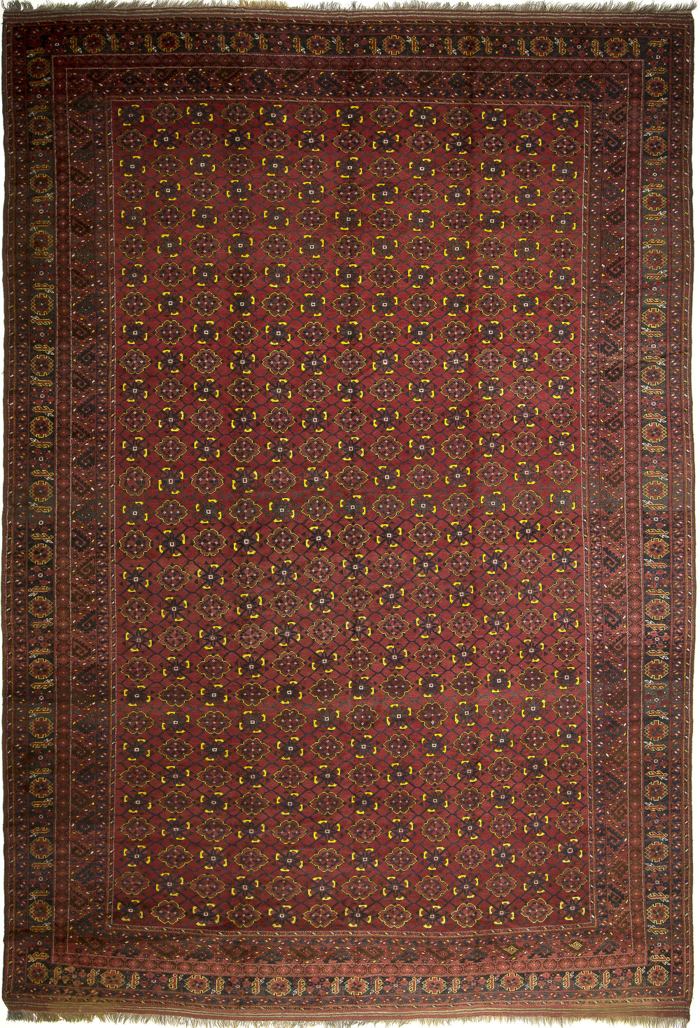 "Ersari Carpet 18' 0"" x 12' 5"""