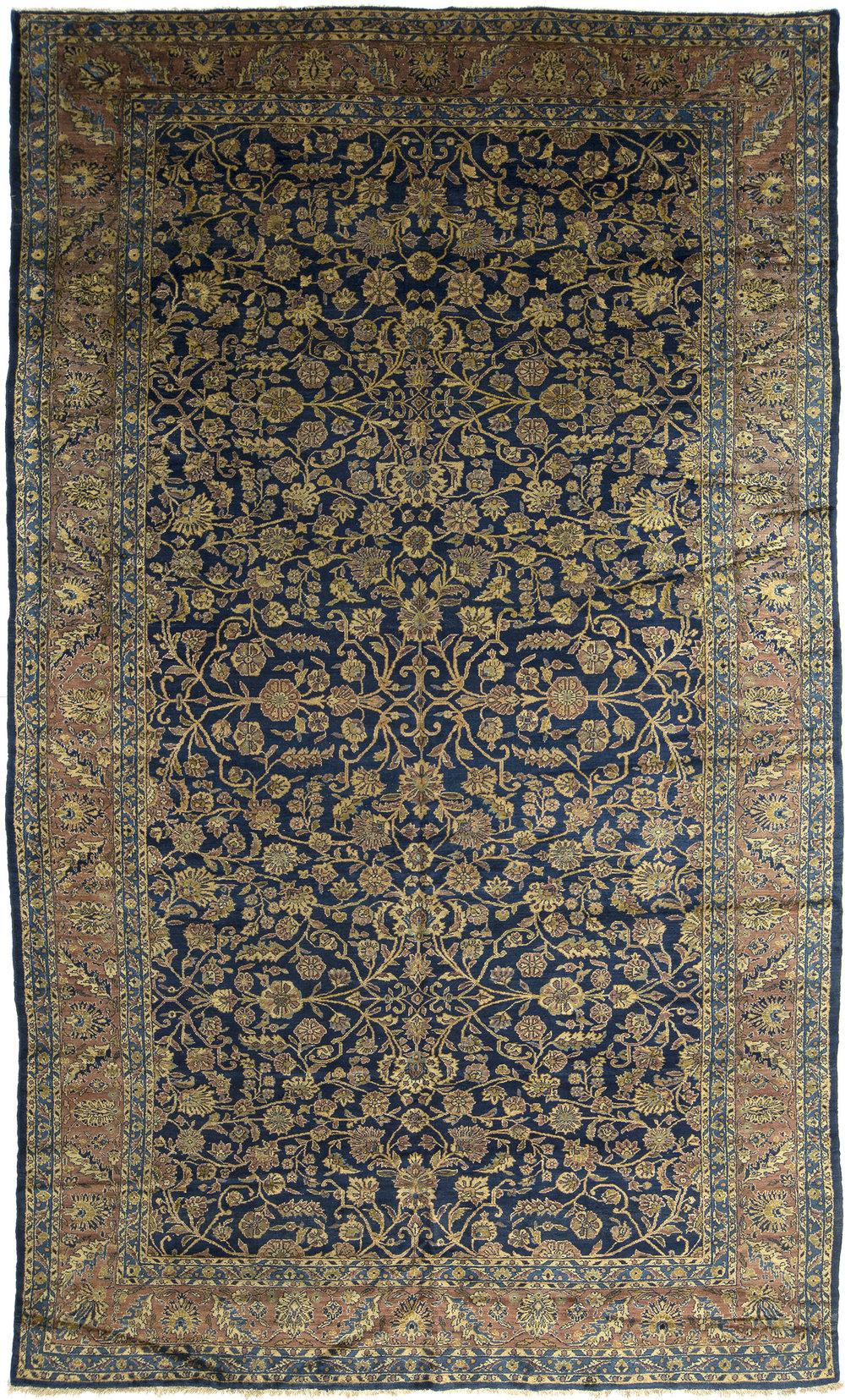 "Northwest Persian Carpet 15' 3"" x 8' 9"""
