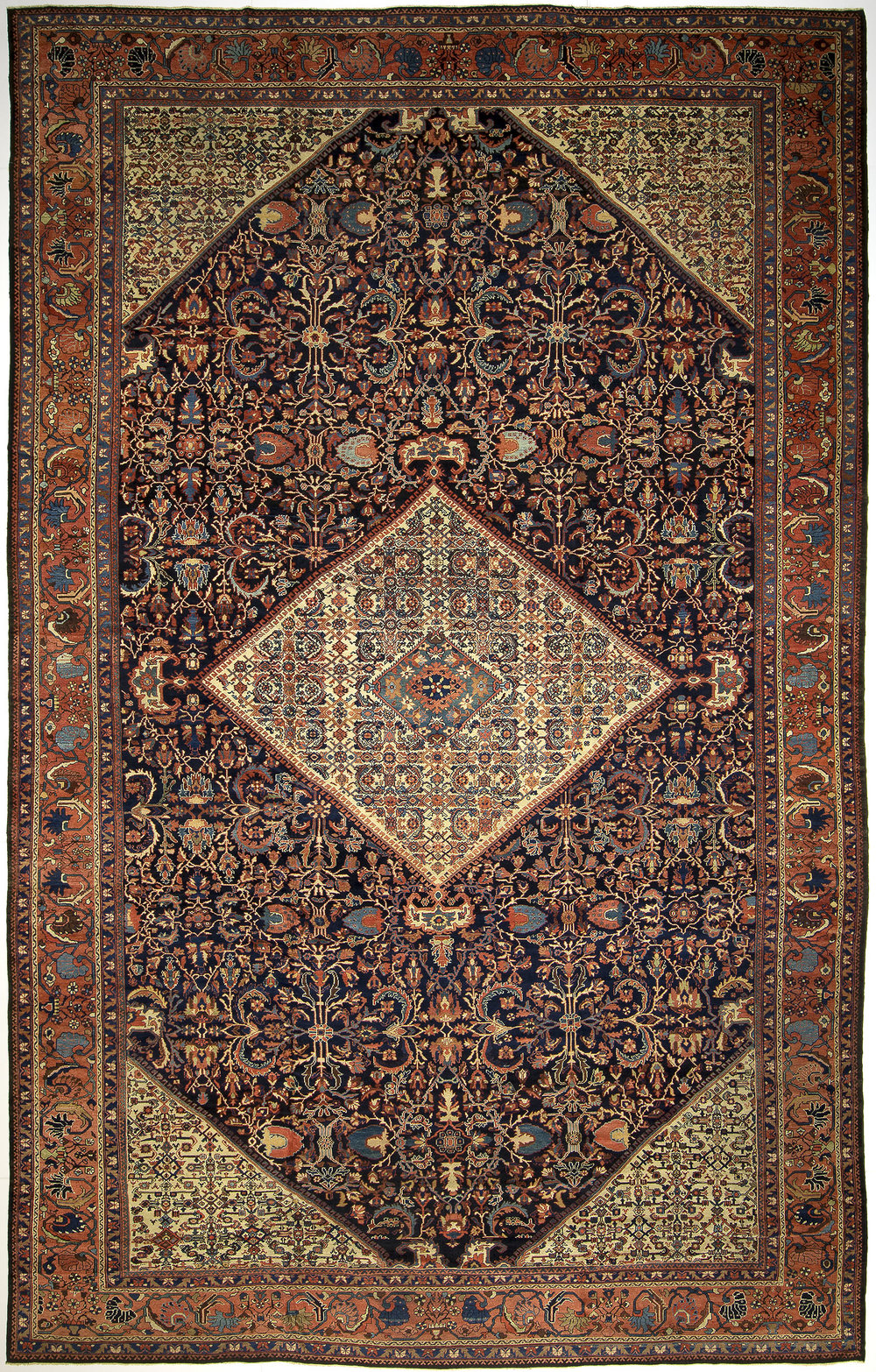 "Mahal Carpet 20' 2"" x 12' 6"""