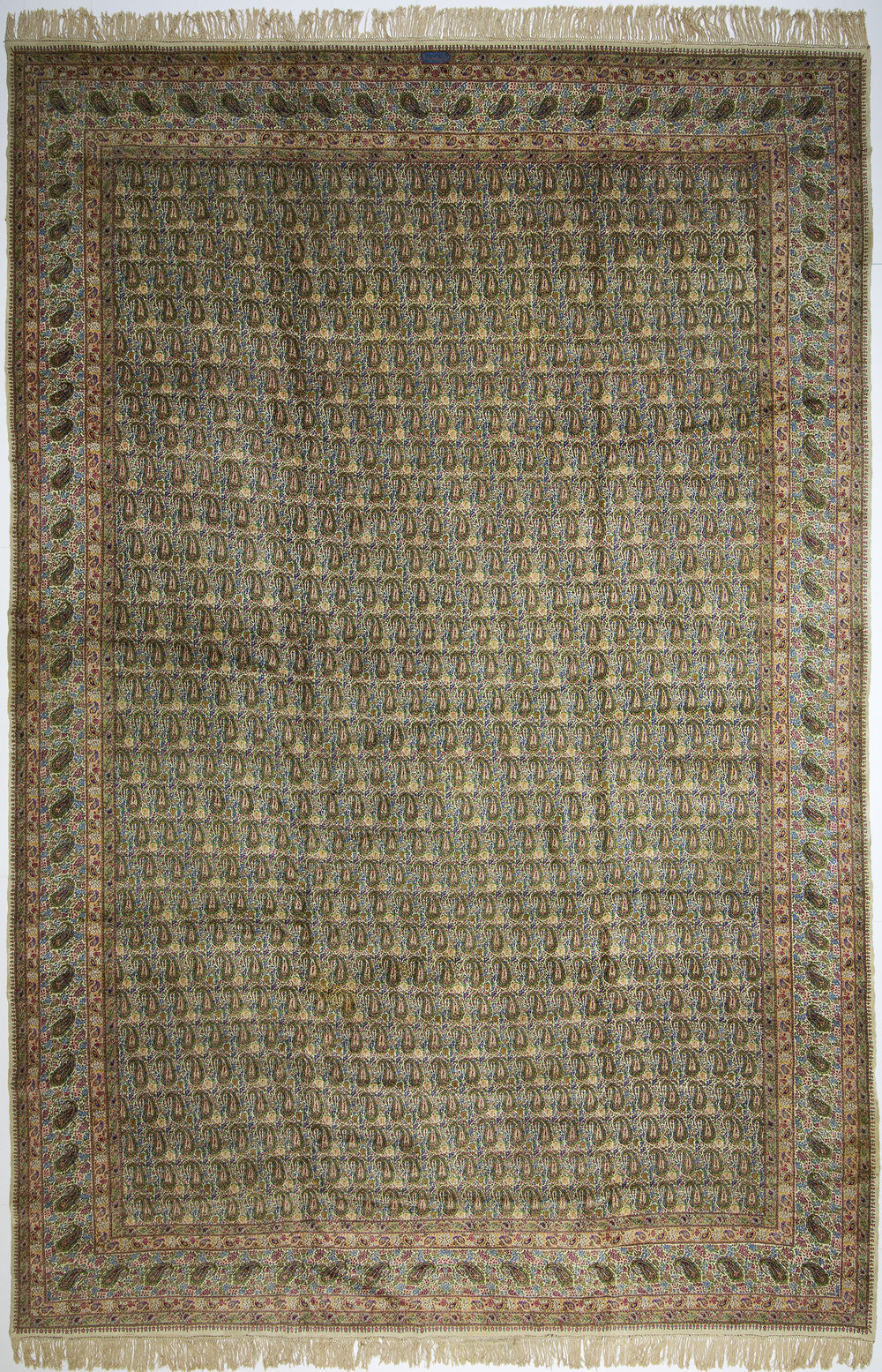 "Kerman Carpet 19' 9"" x 13' 0"""