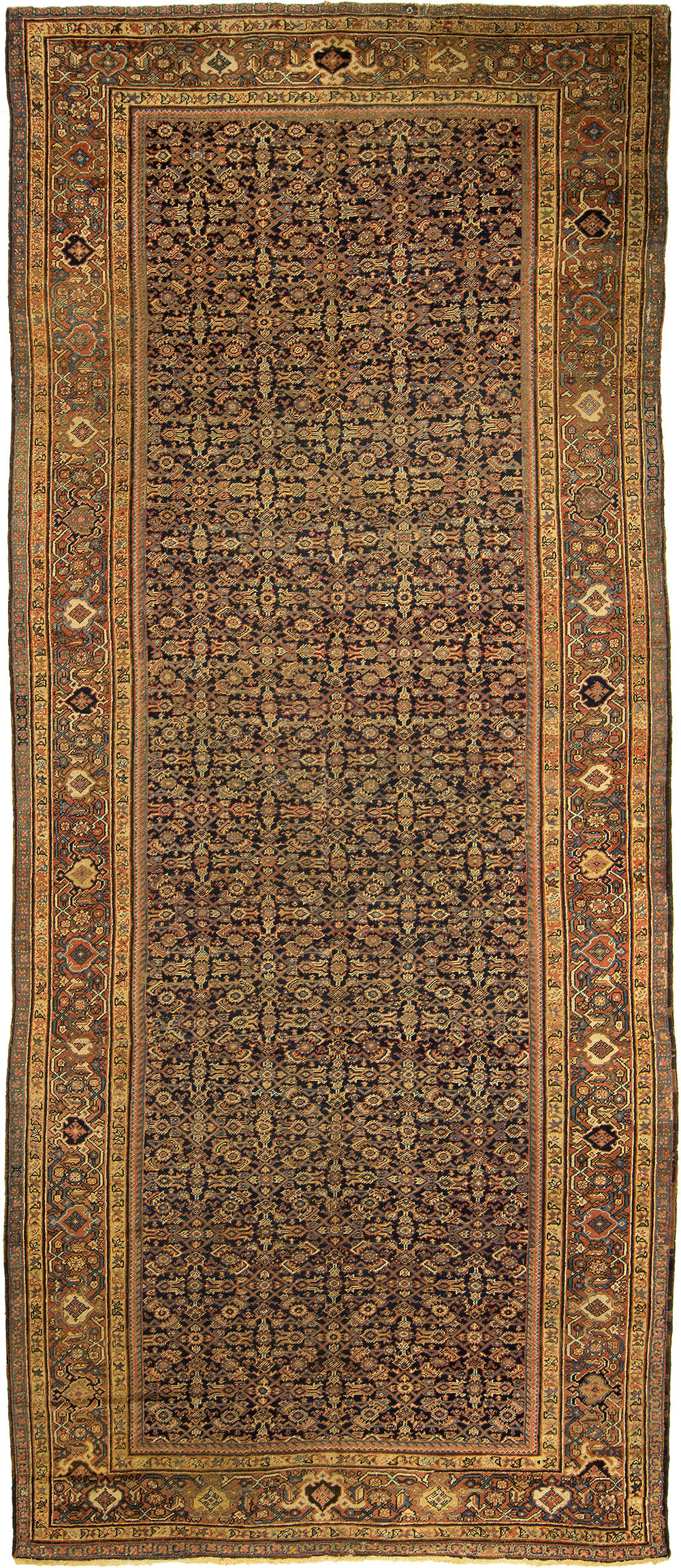 "Fereghan Gallery Carpet 17' 0"" x 7' 2"""