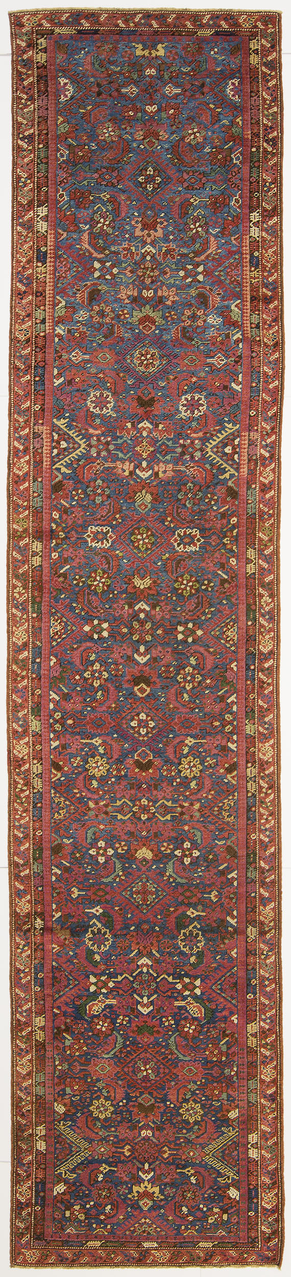 "Bakshaish Runner 13' 3"" x 2' 8"""