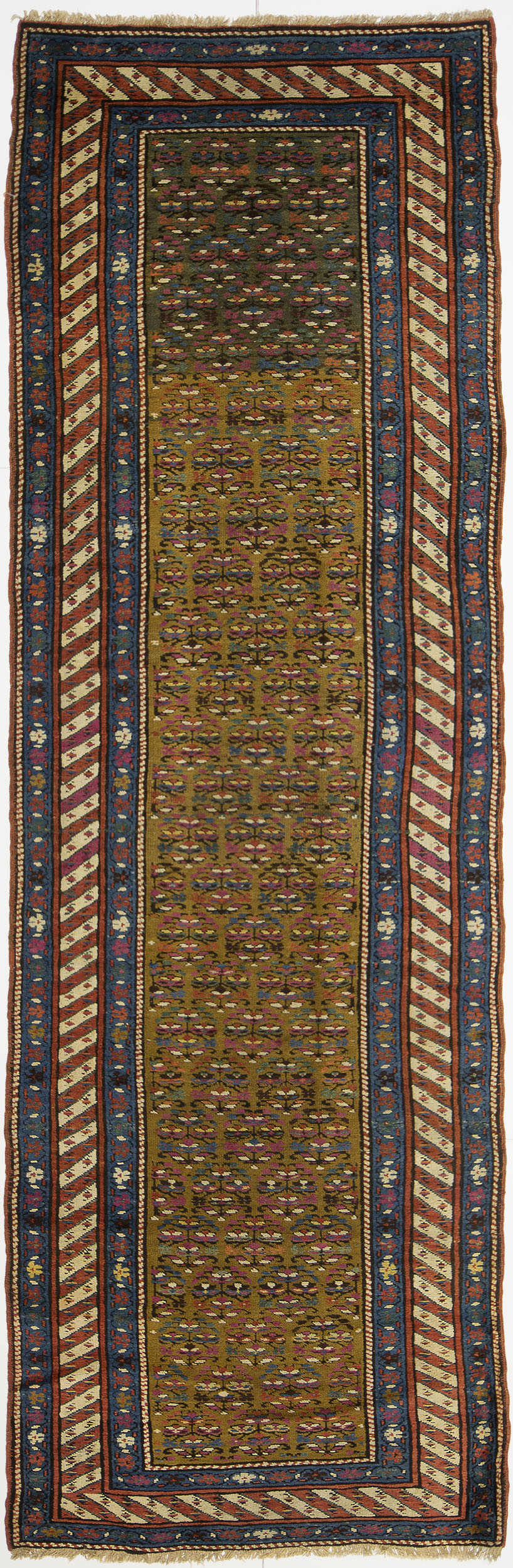 "Shirvan Runner 11' 5"" x 3' 5"""