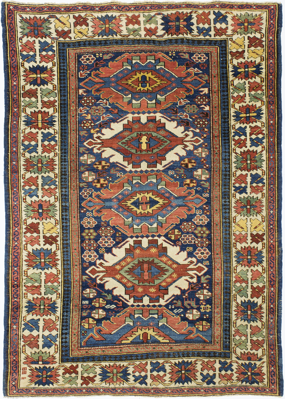 Kuba Rug 14922a M Topalian Inc Sales And Appraisals Of Fine