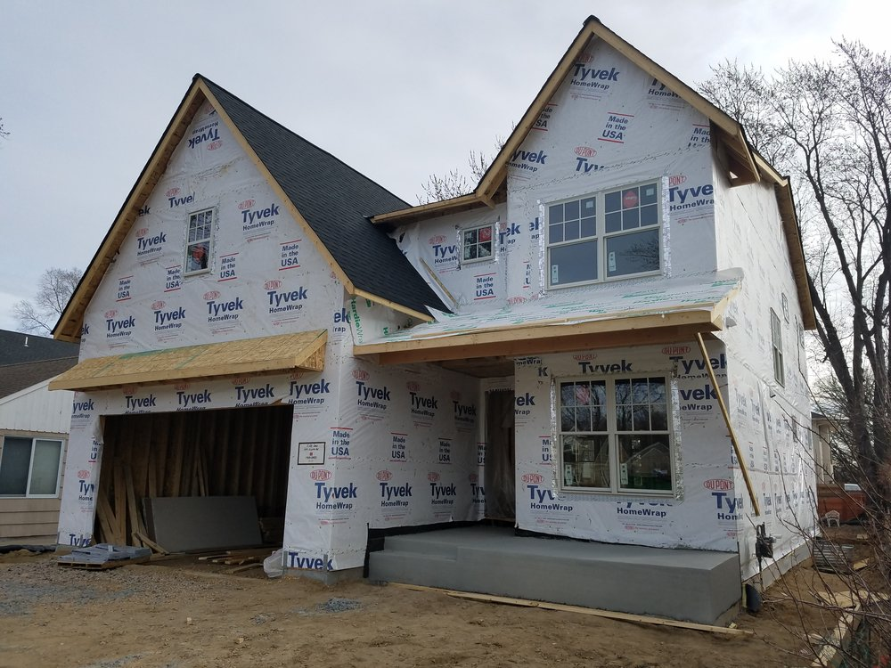 Edina Home Builder - Edina, MN New Construction   Carefully Framed