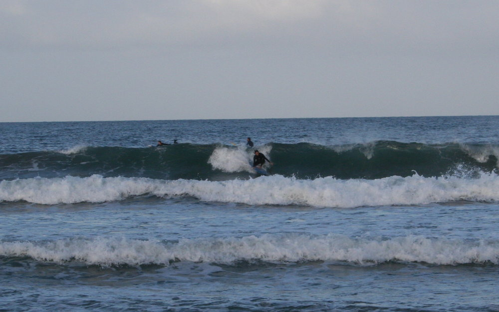 Surfing/Inspirational