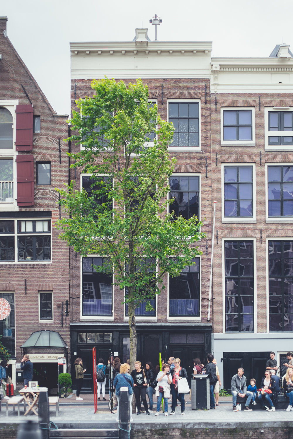Prinsengracht 263 - The Anne Frank House
