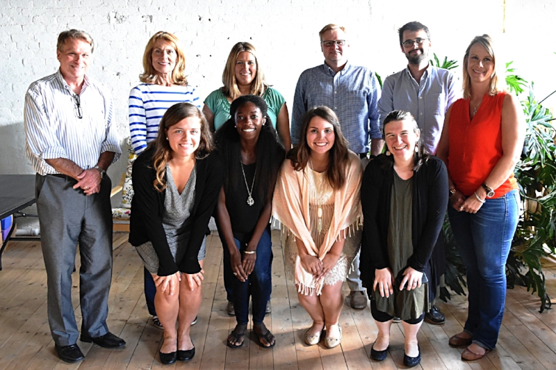 2016-2017 Community Innovation Lab Fellows Cohort