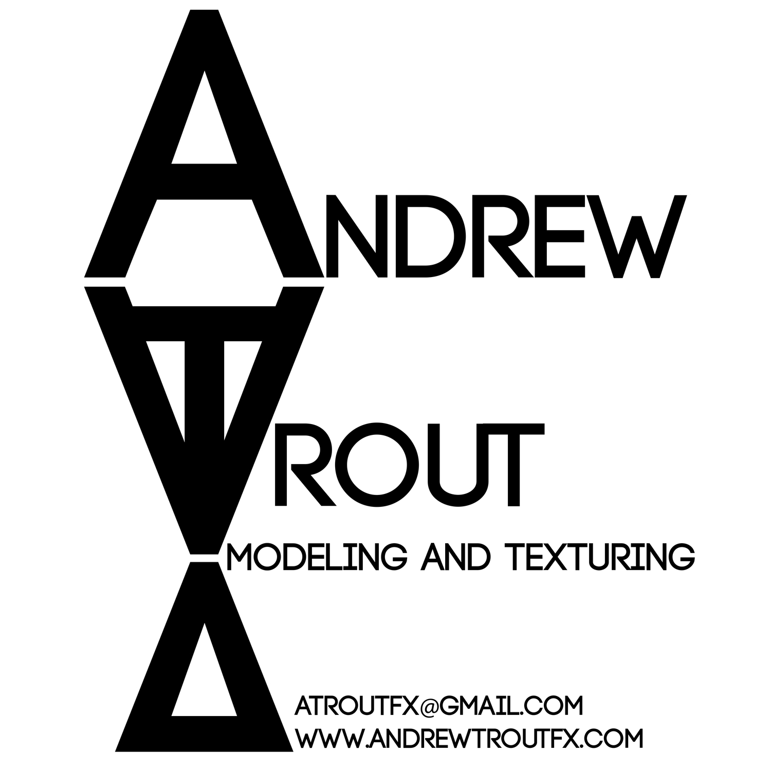 Andrew Trout - Modeling and Texturing Artist