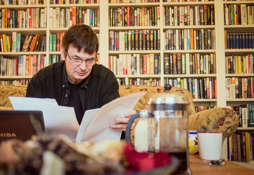 Ian Rankin   2012