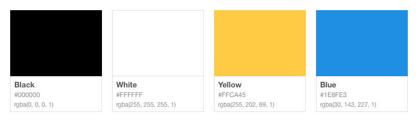 Incorporating Dublin Bus colour palette, my aim was to design the app around the current Dublin Bus branding.