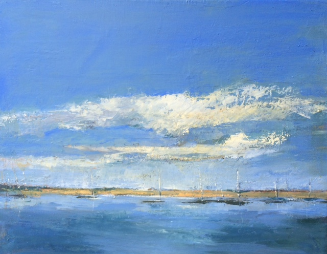 "From Brant Point 16"" x 20"""