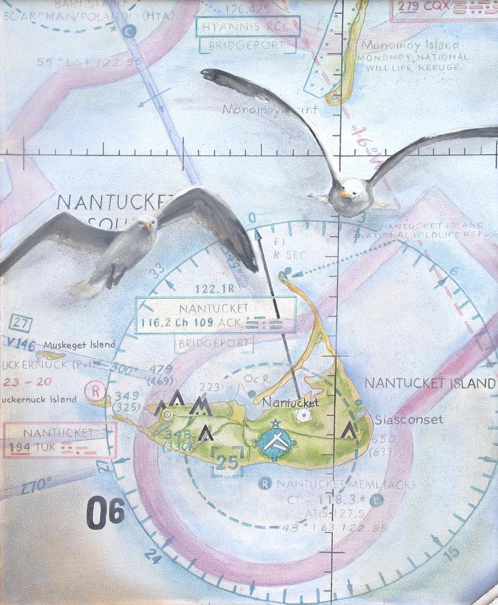 Nantucket Flight Plan