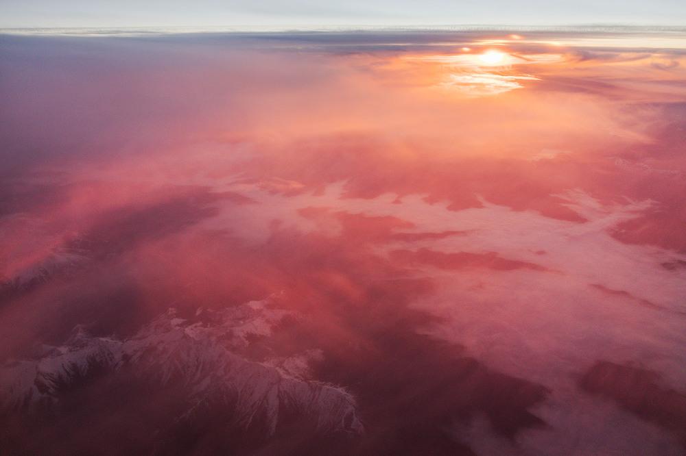 Aerial Dawn. Sacramento Valley 2016. Canon 5DSr.  Click to order a print .