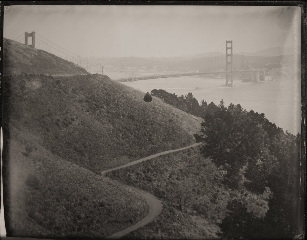 Marin Headlands. Christopher Erin.