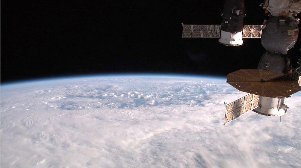 Live Feed ISS. NASA.