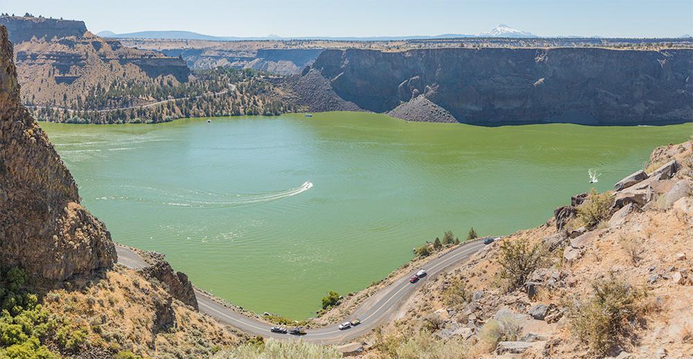 Lake Billy Chinook.. Oregon. 2017. Canon 5DSr.