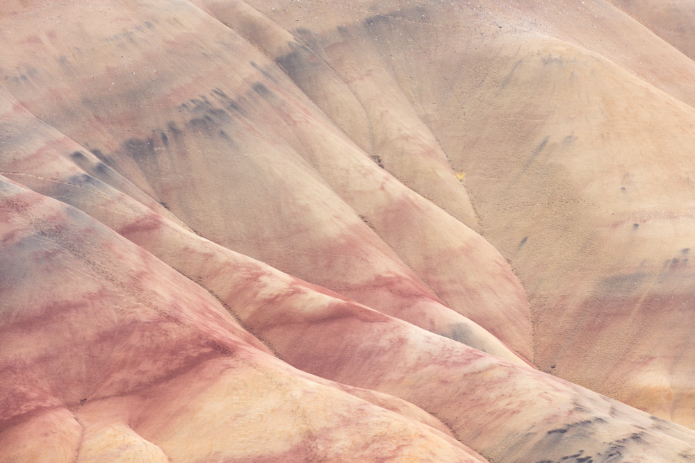 Painted Hills. John Day Fossil Beds National Monument, OR.2017