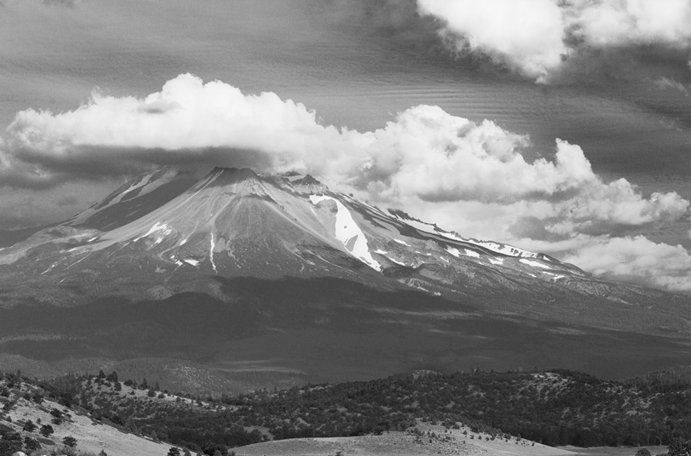 Mt. Shasta. 2017. Canon 5DSr.