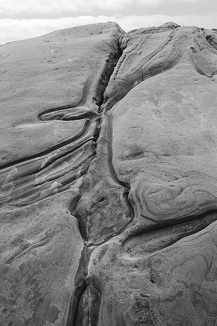 Sensual Stone. Point Lobos. 1997. Kodak DCS 460m.