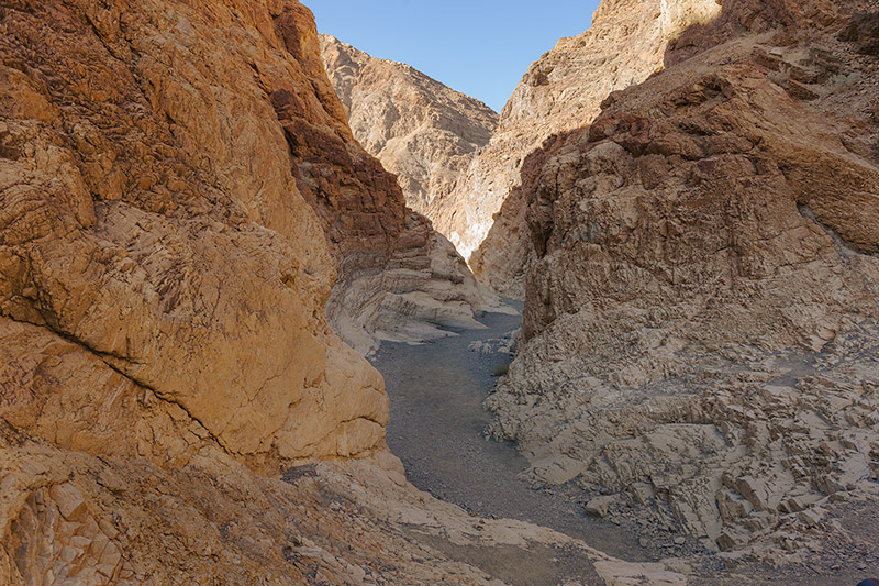 Mosaic Canyon. Death Valley. 2012. Canon EOS-1Ds Mark III.