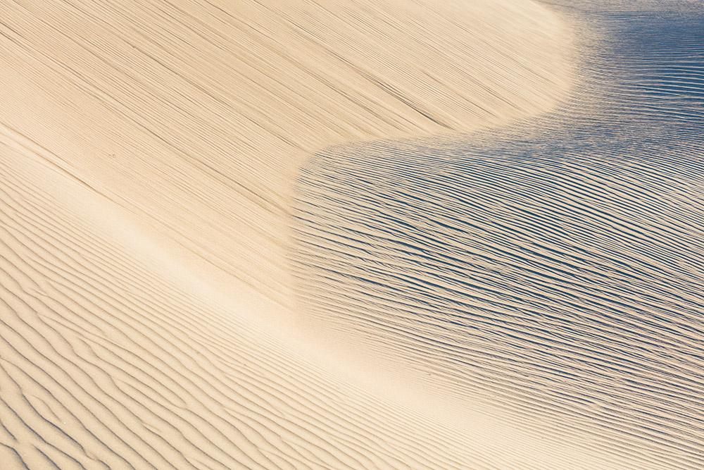 Morning Dunes. Death Valley, CA. 2016. Canon 5DSr.