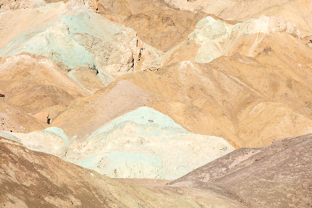 Artist's Palette. Death Valley. 2018. Canon 5DSr.