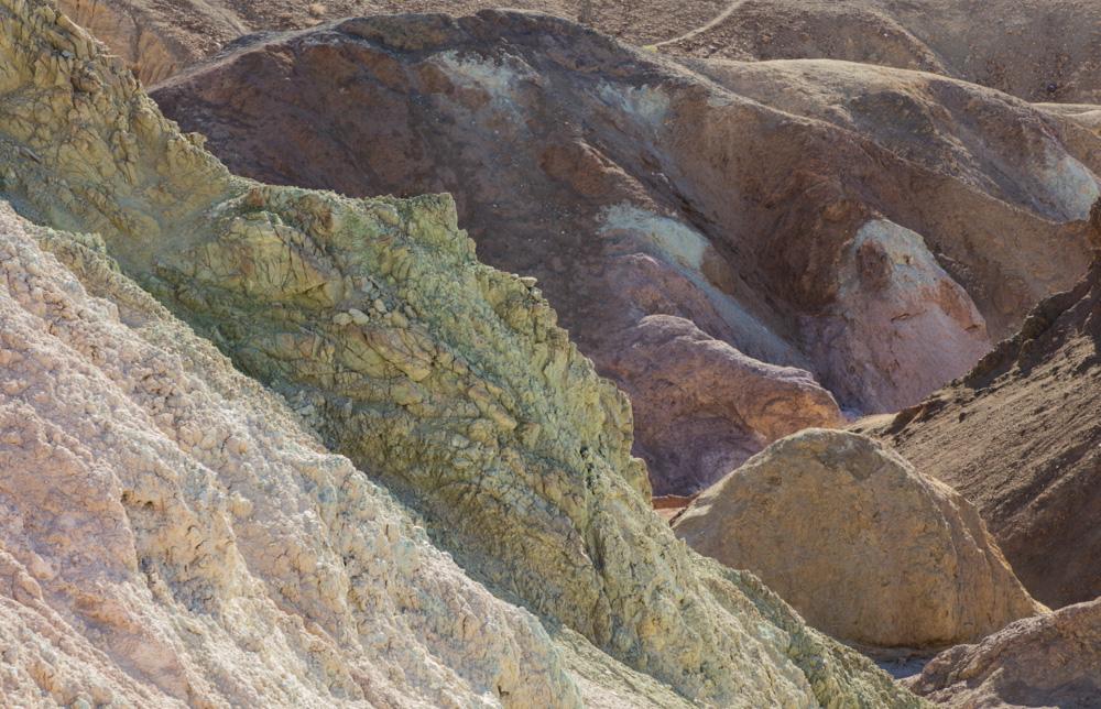 Artist's Palette. Death Valley. 2018. Canon EOS 5DSr.