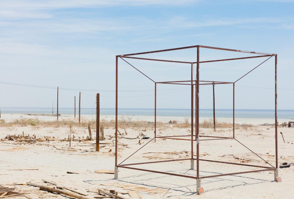 Bombay Beach. Salton Sea. 2018.  Canon EOS 5DSr.