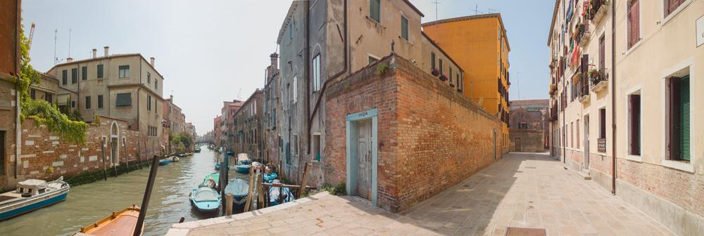 Venice Panoramic. 2006. Kodak 14n Pro.