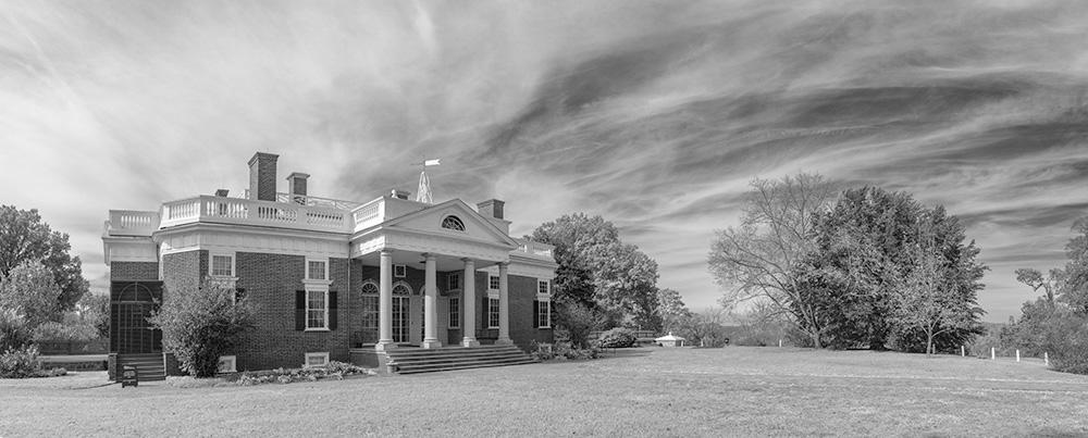 Monticello, VA 2018. Canon EOS 5DS R