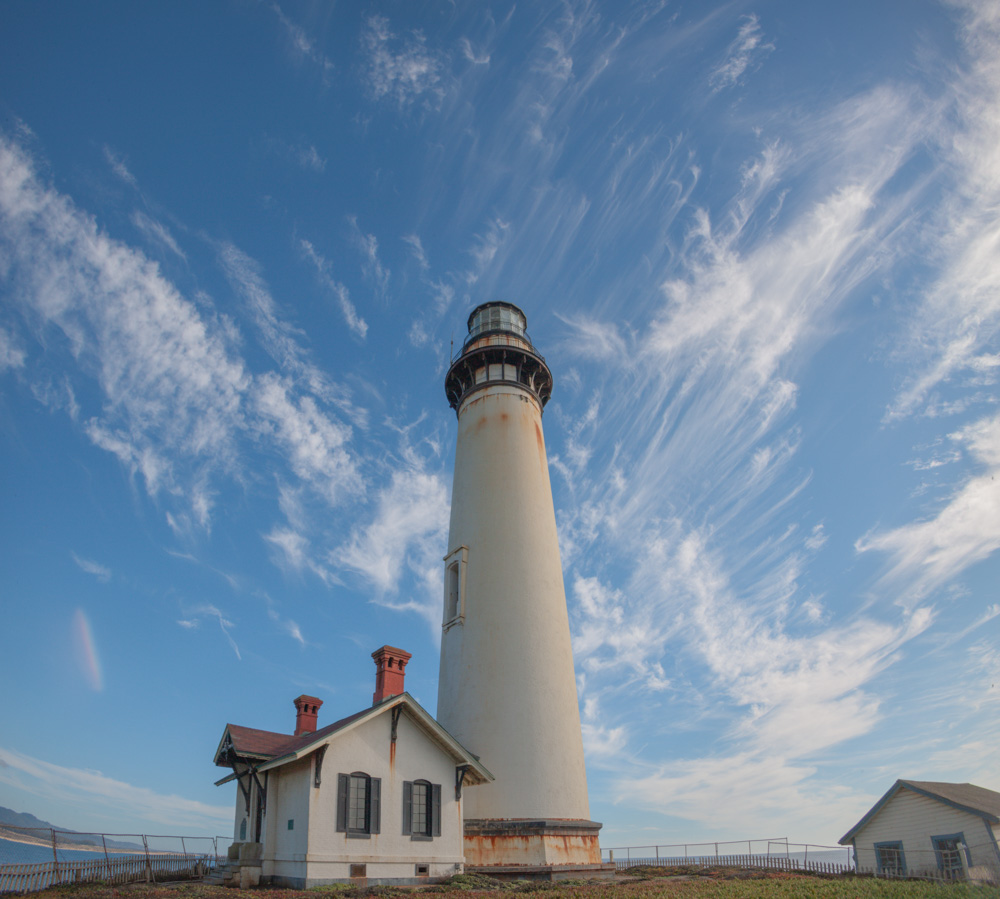 Pigeon Point Lighthouse. 2011. Canon EOS 1Ds III.