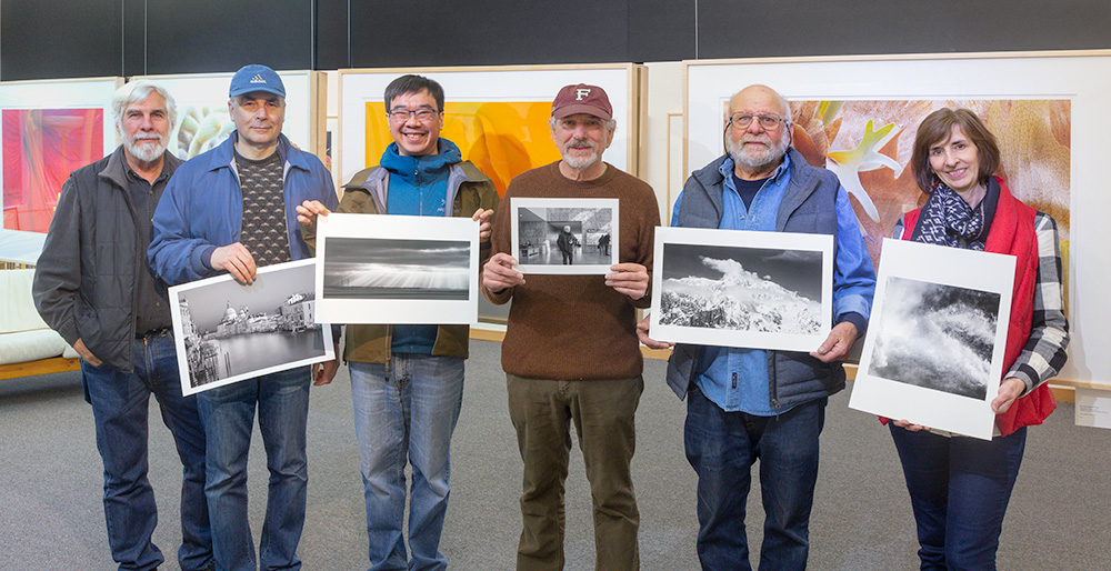 Black and White Printing Workshop February 2019. Canon EOS 1Dx.
