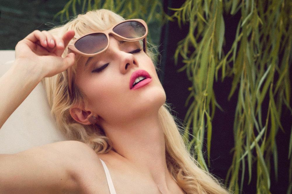 Photo/Hair/Makeup: Marci Badman  Model: Erika Larson