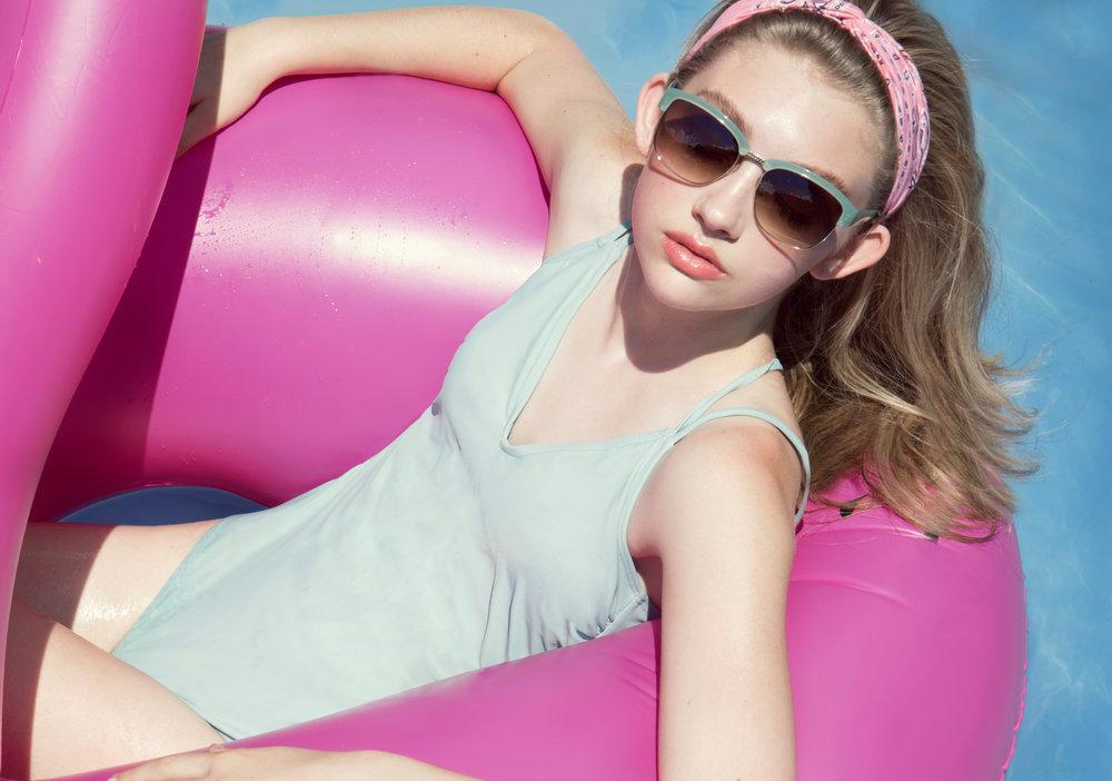 Photo/Beauty/Styling: Marci Badman  Model: Katie, EYE MODEL MGMT