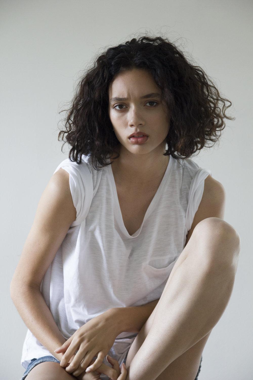Photo/Beauty/Styling: Marci Badman  Model: Brynn, Tribe Talent/RED NYC/MP Milan