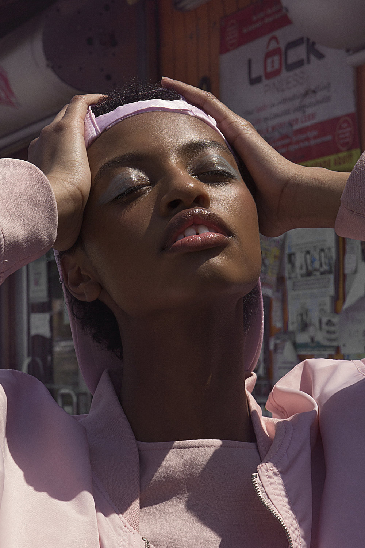 Photo/Beauty/Styling: Marci Badman  Model: Amya Thurman, ONYX