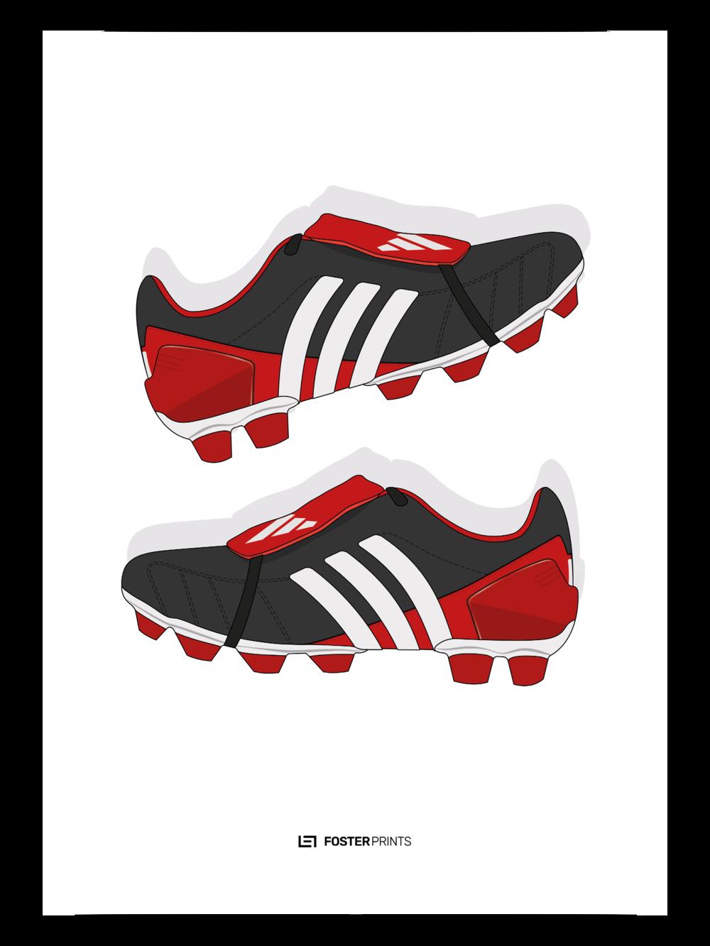 9a50130cec9 ... sale adidas predator mania red black football poster 8f550 b0873