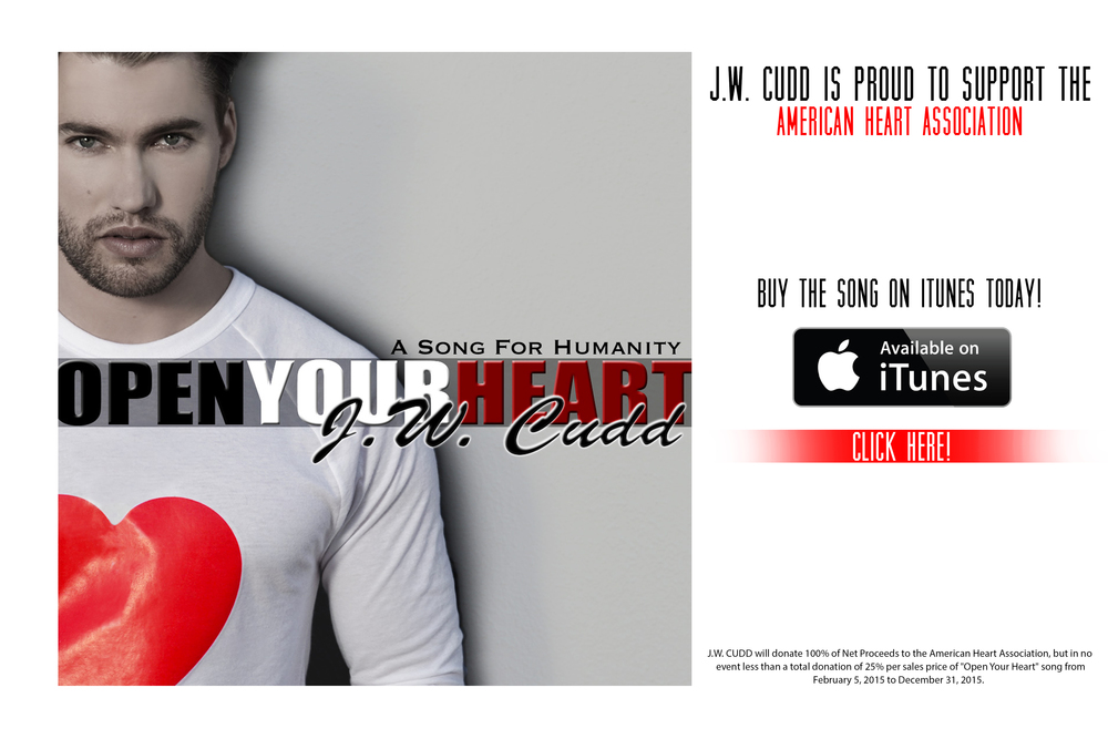 Open Your Heart on iTunes