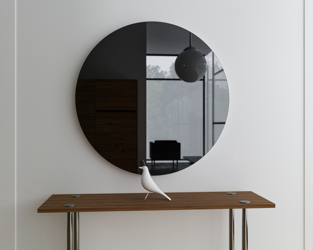 Mirror coop for Glass mirrors for walls
