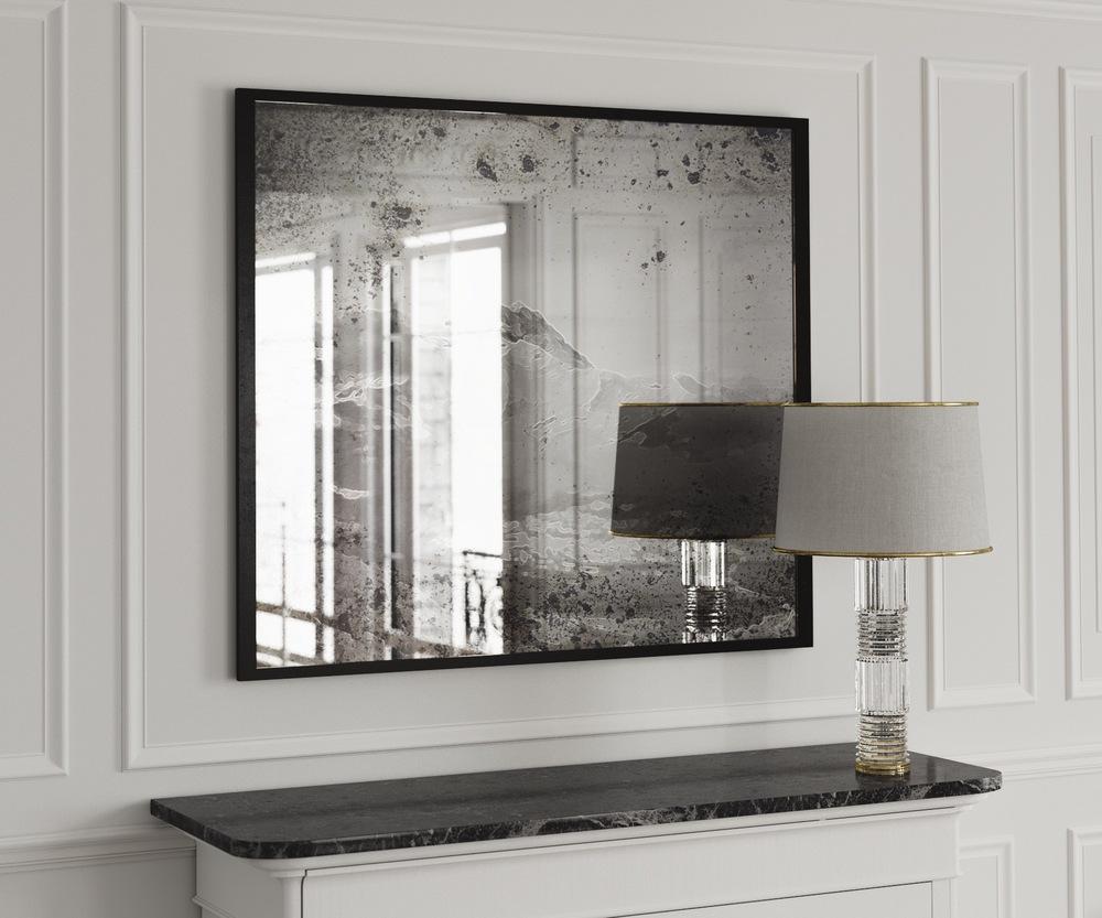 Custom Framed Wall Mirror
